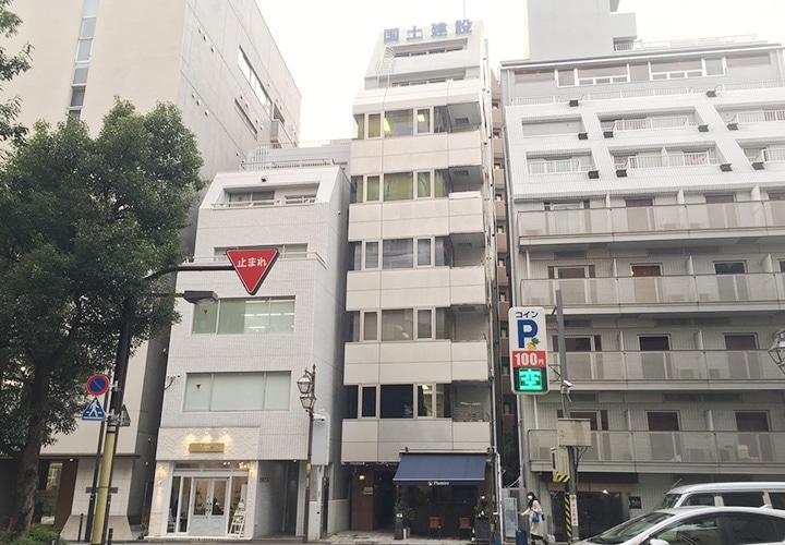 東京事務所写真